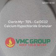 Clorin My 70% – Ca(OCl)2