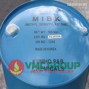 ban MIBK-METHYL ISOBUTYL KETONE-C6H12O