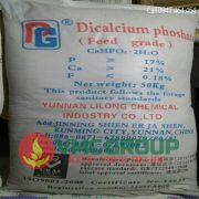 Calcium hydrophosphate CaHPO4 trung quoc